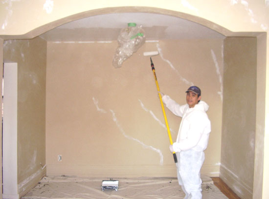 painting walls murals and ceiling by richard ancheta